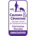logo Ambassadeurs Causses et Cévennes