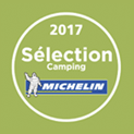 Logo Sélection Camping Michelin 2017