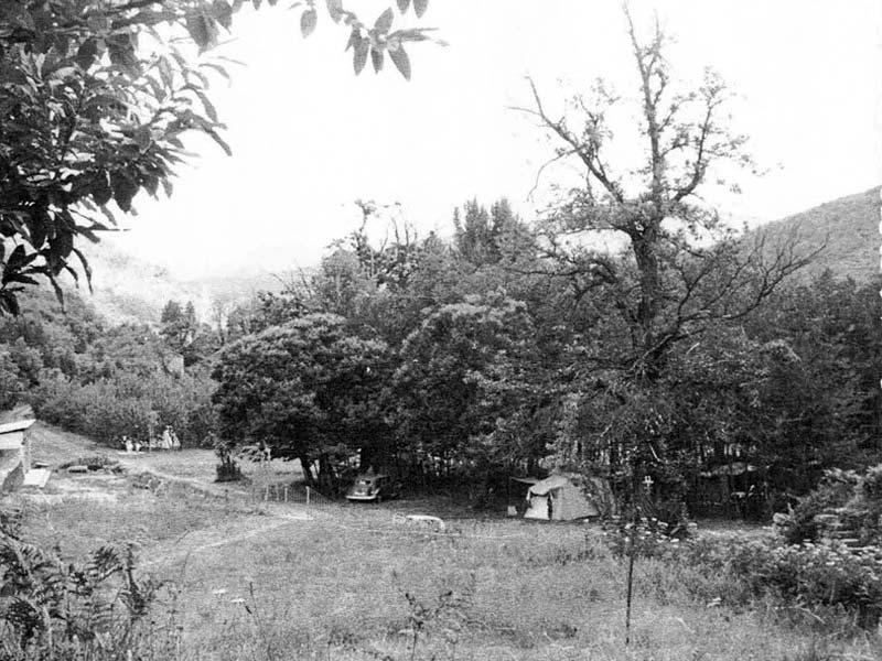 Plaine en 1970