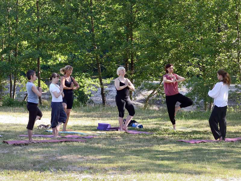 Yoga met Céline