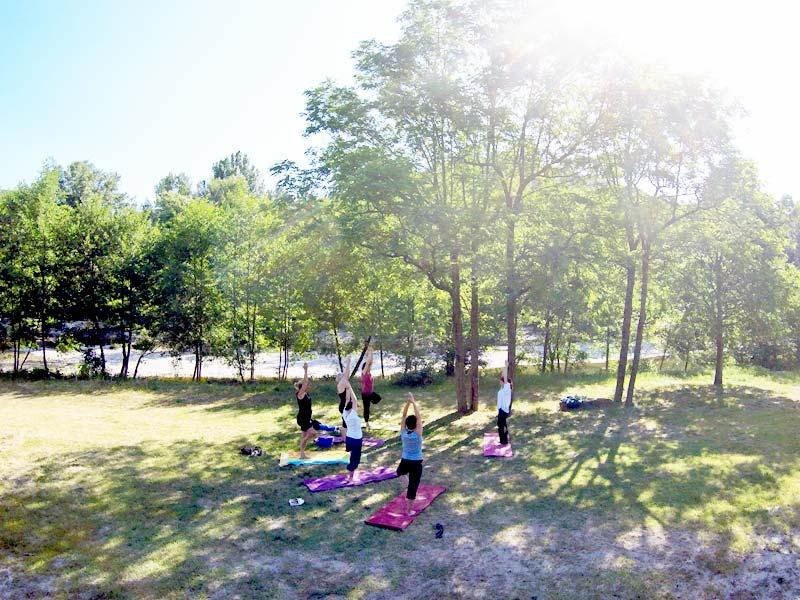 Yoga-activiteit
