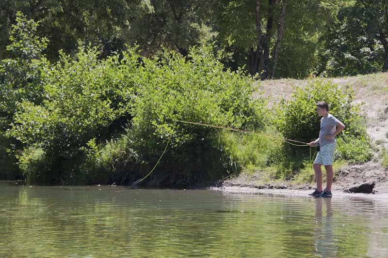 Kind vissen
