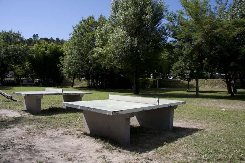 ping-pong en plaine