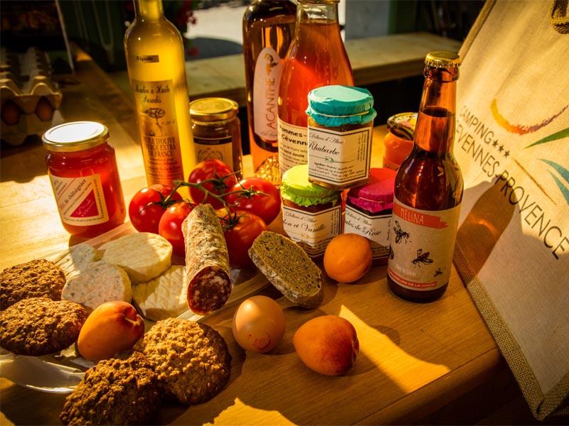 Profitez des vacances pour découvrir des saveurs locales