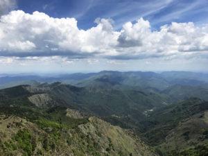 vue du Mont Aigoual