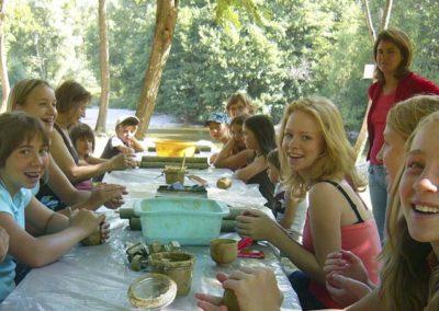 Pottenbak workshop
