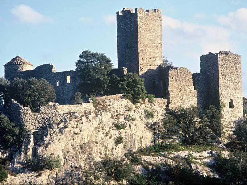 Tornac castle