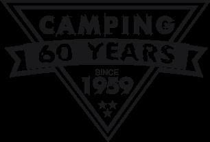 Camping 60th season since 1959