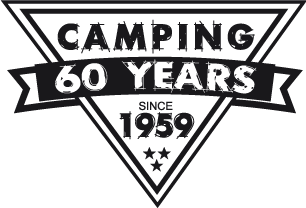 Camping 60th season since 1959