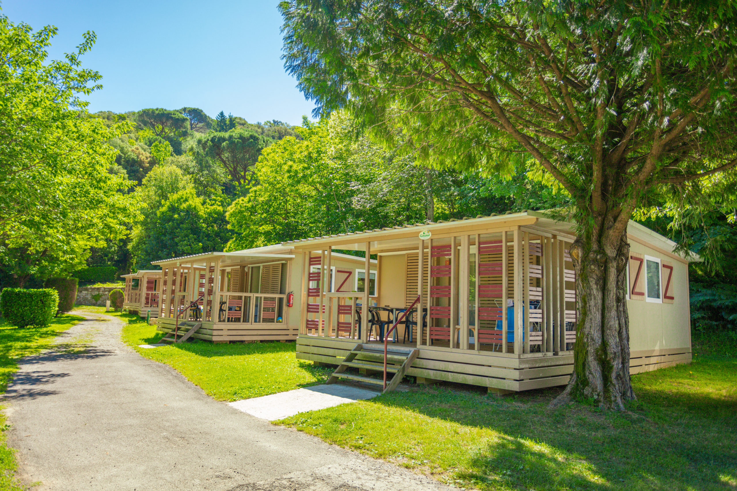 chalets 2 chambres
